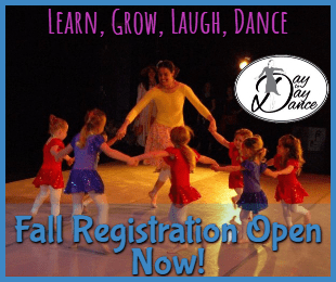 2019 Fall Registration For Day To Day Dance