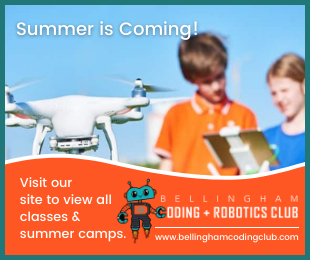 Bellingham Coding Club Spring 2021