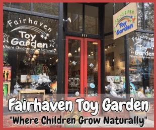 Fairhaven Toy Garden Large Border