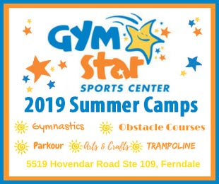 Gym Star Summer Camps 2019