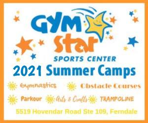 Gym Star Summer Camps 2021