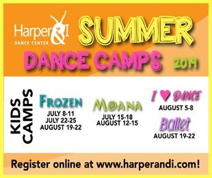 Harper  I Summer Camps 2019 2