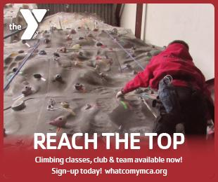 Whatcom Family YMCA Climbing October 2019