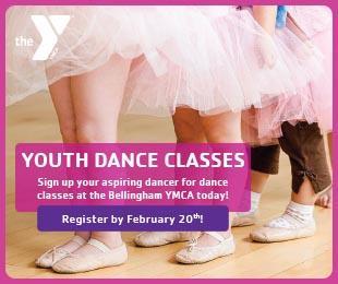Whatcom Family YMCA Dance Classes February 2020